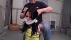 Maria Bound and Gagged