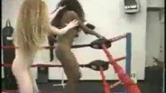 Blow Wrestling Jungle Queen vs Ebony