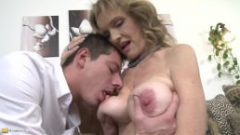 Hot Mature Loves Getting Naked and Fuck