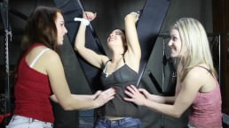 Kristy 04 - FF/F, These Girls Are Such Mean Ticklers!