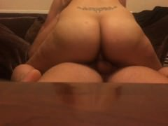 Big Ass Gets Anal Creampied