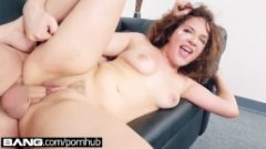 BANG Casting: Callie Klein Gets It Rough For Her Audition