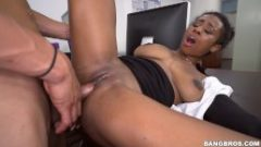 Ivy Young Fuck In The Office