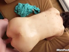 Sex hungry MILF fucked in hotel room