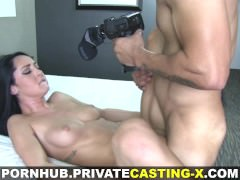 Private Casting X – Wannabe model hungry for cock