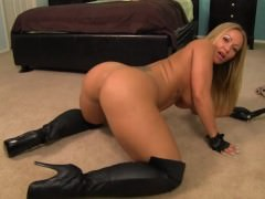Step mom wants you to watch her strip routine followed by JOI