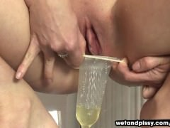 Pissy Pussy Pump Action With Queenie