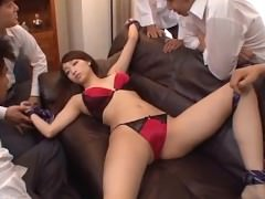 WANZ236 Hasumi Claire – Young Married Teacher Gets Taken Home by Student