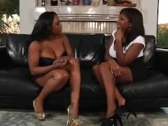Black girls gets fucked and…