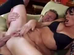 SCHOOLGIRL TAKE SON 3 MEN