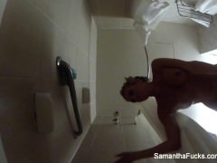 Behind the scenes of Samantha's New York trip & feature dancing show (pt 3)