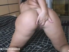Mexican fucks colombiana with huge ass!!! Alondra