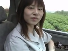 japanese hot wife outdoor sex