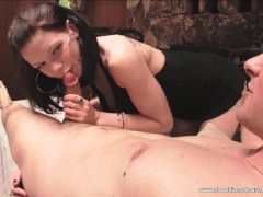 Amazing masseuse girl seduces her man