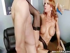 Janet Mason Goes To The Theater To Have Some Dirty Fun!