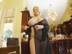 horny BBW gets fucked by maintinence guy
