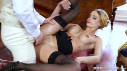 Brazzers – British babe Erica Fontes gets pounded