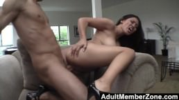 AdultMemberZone – Jessica Bangkok Banged On the Couch