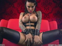 Christy Become Real – FirstClassPOV / Spizoo