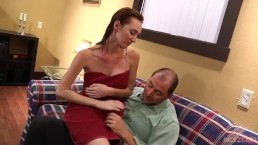 Dee Lynn and her Daddy