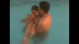 Teen Indian Students Playing Nude In Pool – Video Clips
