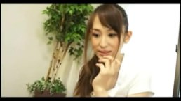 japanese chick gives blowjob and wakes up guy by giving a blowjob