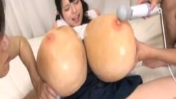 Shaved And Busty 18 Yr Old Girl Z Cup Tits. Crystal Hayase