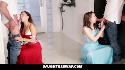 Daughter Swap – Fathers Trade Virgin Daughters on Prom Night