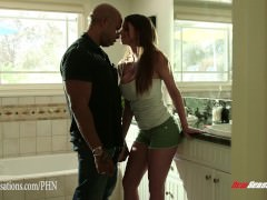 New Sensations – Shane Diesel fucks his step-daughter Brooklyn Chase