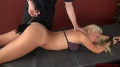 Tickle Abuse – Scarlet Ass Tickling