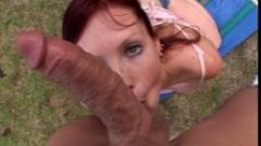 Casting video of 21 year old TASHA – Load My Mouth