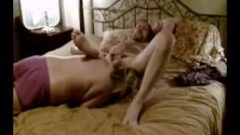 Nice mature wife kissing cock and giving a rimjob
